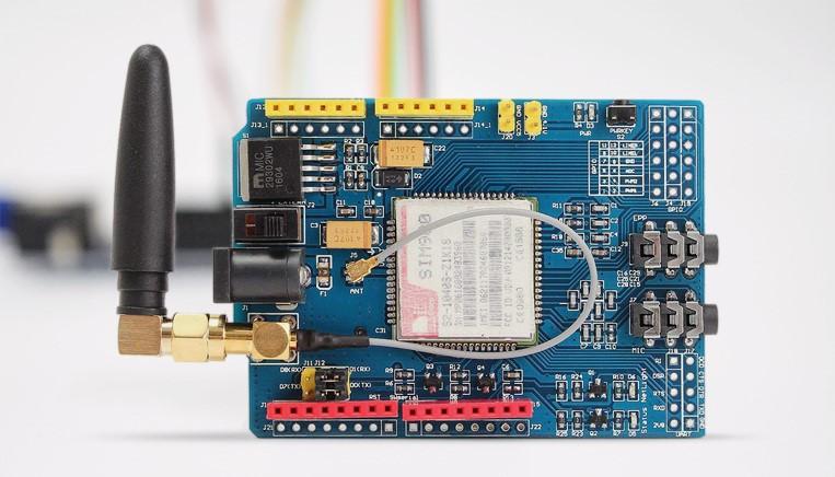 SIM900L GSM shield module