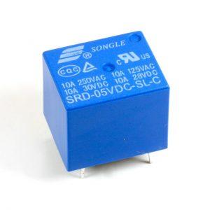 5V DC relay